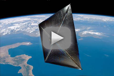 NASA's Solar Sail project